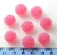 CANDY BEADS ROSA 13.5MM