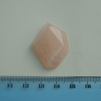 QUARZO ROSA CABOUCHON 25x34.5MM