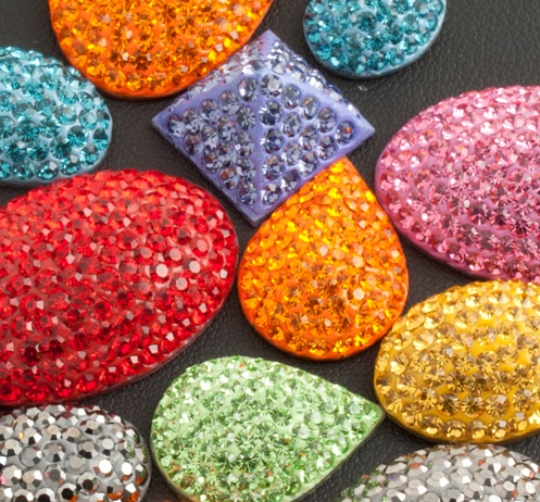 Cabochon Strass