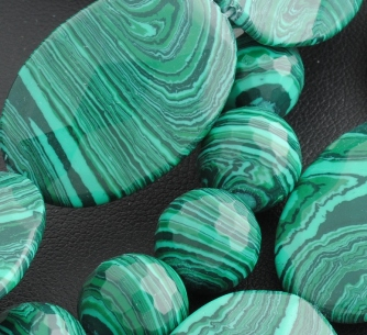 Malachite artificiale